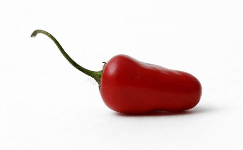 Peru Bitdumi Rocoto Pepper